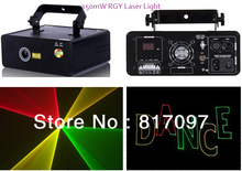 Wholesale 150mW RGY Tri-Color Show Laser Animated Laser Light Scanner 10KPPS 100mW Red 650nm 50mW Green Laser Diode