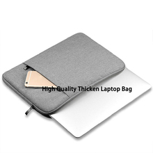 "11"" Hot Sale High Quality Portable Laptop Bag for Macbook air 11.6"" Universal Notebook Liner Sleeve Pouch Case Feb 20(China)"