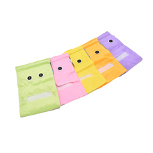 Plush Cloth Tissue Box Case Holder Toilet Paper Cover bathroom/office/car/restaurant Hanging paper towel tube(China)