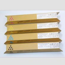 4pcs/set compatible color toner cartridge for Ricoh MPC 2550 use in MP C2010/2030/2050/2051/2530/2550/2551 printer