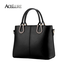 ACELURE women handbags famous brands women messenger bags women's pouch bolsas purse fashion leather handbag ladies bag 7019