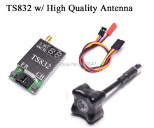 TS832 48Ch 5.8G 600mw 5km Wireless Audio/Video Transmitter + TPV TBS VAS 5.8GHz Circular Polarized Triumph Antenna