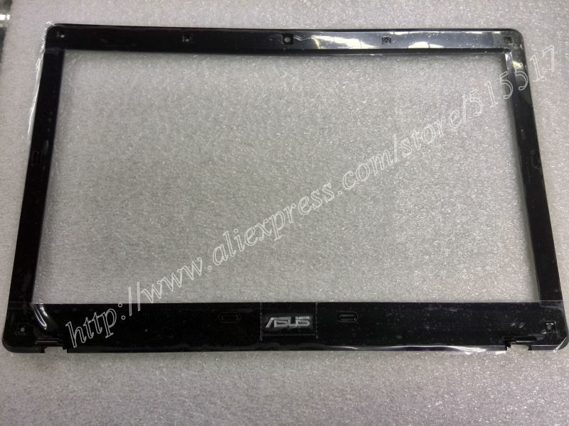 OEM Front Screen Bezel For ASUS K52 K52J K52F K52JR A52 X52 Display cover<br><br>Aliexpress