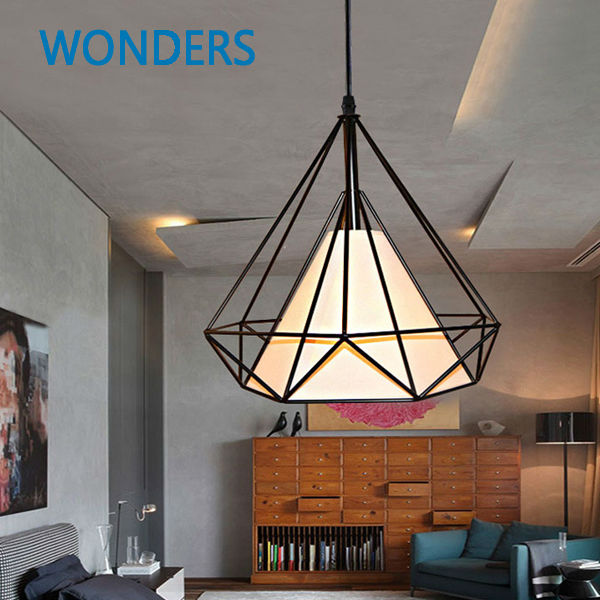 Modern Ceiling Lights bar Living Room Bedroom Dining Room Lamp Nordic Simple Style Iron Metal Spray Painting<br>
