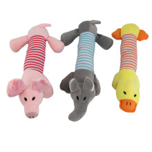 Infant Baby Plush Toys Sound Animal Model Soft Cartoon Handbells Children Mobiles Stuffed Baby Rattles Toy Hand Puppet JK880662