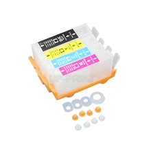 Empty Refillable ink Cartridge for HP6000 600A 6500 7000 7500A for HP deskjet 3525 4615 4625 5525 6525 for hp655 670 934 935(China)