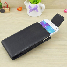 4.0-4.4 inch 360 Degree Rotation Holster Belt Clip PU Leather magnetic Vertical Case For iphone 5 5s 5c Business Men Style <