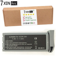 7XINbox Ni-MH 7.2V 1500mAh Battery For IROBOT Scooba 200 230 For IROBOT 21003 Vacuum cleaner Replacement battery(China)