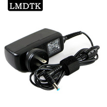 LMDTK AC charge adapter 40W 19V 2.15A  For  acer D255  D260  D257 D271  netbook  with 2-prong 5.5*1.7mm interface  power Adapter