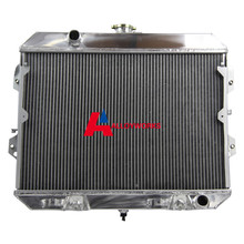 SALE ALLOYWORKS Auto 3 Row Core FULL Aluminum RACING Radiator FOR 81 82 83 Nissan Datsun 280ZX G Shipping fast
