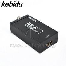 kebidu HD-SDI 3G SDI to HDMI Adapter Audio Video Converter box 2.970/1.485Gbit/s 270Mbits/s with 5V 1A power supply or USB(China)