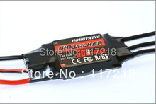 Hobbywing SKYWALKER 60A UBEC 3A 2-6S LIPO Brushless ESC for RC heli Multi-copter(China)