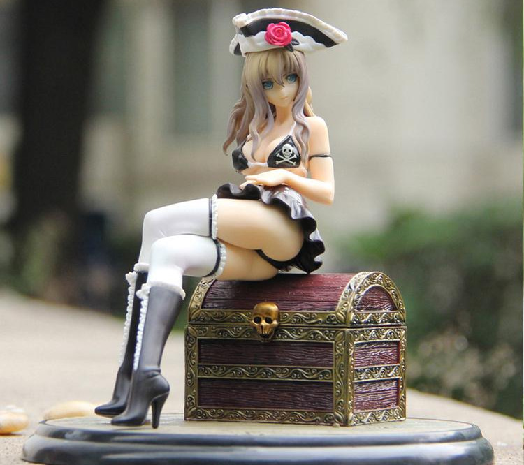 Huong Anime Figure 18 CM AlphaMax 1/8 Scale Shining Ark Velvet Batrass Boxed PVC Action Figure Collection Model Toy Doll<br>