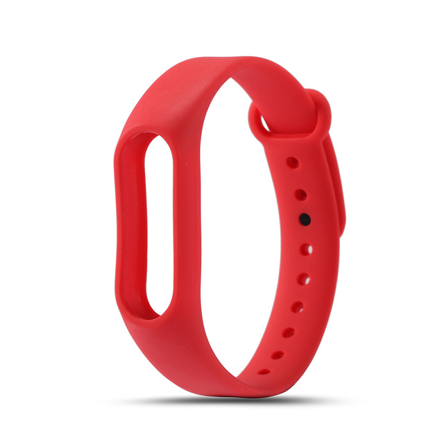 For Xiaomi Mi Band 2 Bracelet Strap Miband 2 Colorful Strap Wristband Replacement Smart Band Accessories For Mi Band 2 Silicone 17