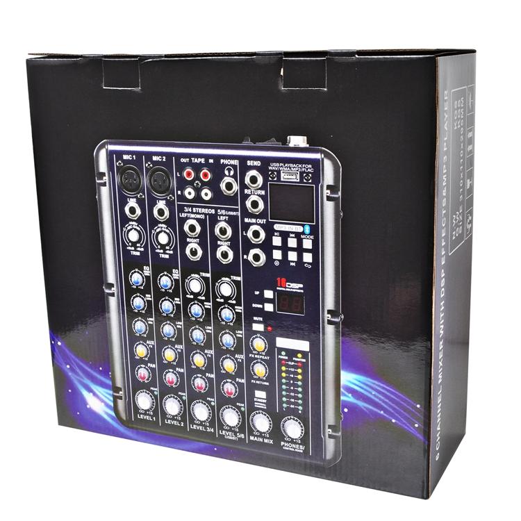 SMR6  21  Audio Mixer