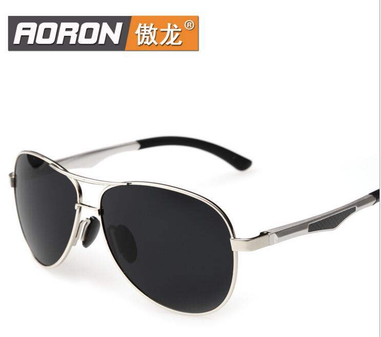 2017 Men pilot sunglasses fashion polarized sunglasses brand sun glasses luxury designer sunglasses Driving mirror UV400 A161<br><br>Aliexpress