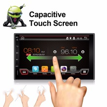 2 din Android 4.4 Car DVD player GPS+Wifi+Bluetooth+Radio+dual core CPU+DDR3+Capacitive Touch Screen+3G+car pc+aduio