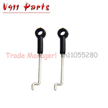 Free shipping WL V911 parts washout control arm for V911 RC Helicopter Accessories