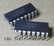 5pcs L293DNE L293 DIP16 new bridge driver IC(China)