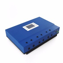 100A MPPT Solar Charge Controller 12V/24V/36V/48V Auto Work with Lan/RS232 Communication 150VDC Input