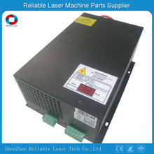 China made hot sale laser power supply MYJG100W with current display for co2 laser tube 80W 90W 100W(China)