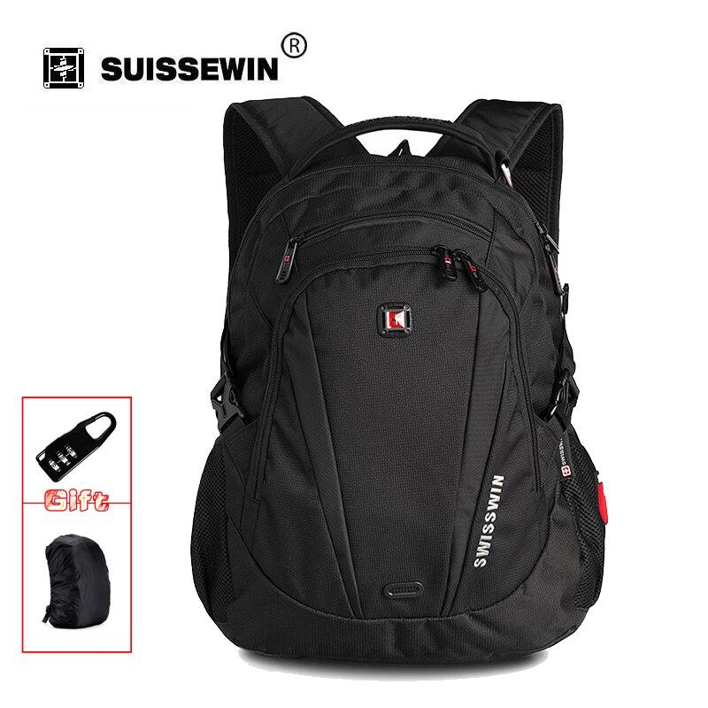 2017 Mochila Feminina Mens Backpack 28l 13.3 14 15 Waterproof Laptop Bag With Tablet Pocket Cool For Teenagers Rucksack Sw9986 <br>