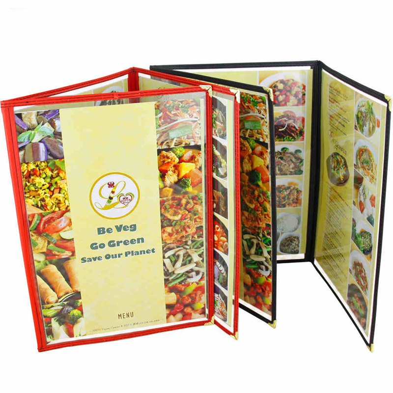 Triple Fold book Holder 4