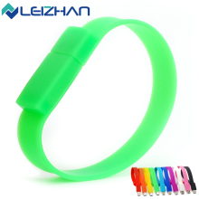 LEIZHAN USB2.0 Stick Wrist Band 32g 16g 8g 4g USB Flash Drive Pen Drive Pendrive Blue/Red/Yellow/Orange/Black/White/Purple/Green