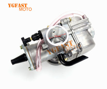 Motorcycle 32MM OEM OKO GY6 Carburetor Carb PWK Power Jet Racing Scooter Dirt Pit Bike ATV