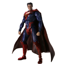 Kids boys girls Anime action figures Superman IN JUSTICE ver PVC Action Figure Collectible Model Toy for Children PT758(China)