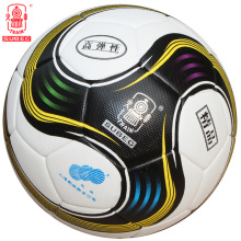 Train Football Soccer Ball High Quality Super Fibre Super Soft Size 5 ndoor Outdoor Sports Training New For Children Kids Adult(China)