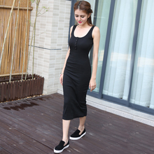 New 2016 Fashion women summer dress sexy Gray Backless party dress Irregular solid color club dress
