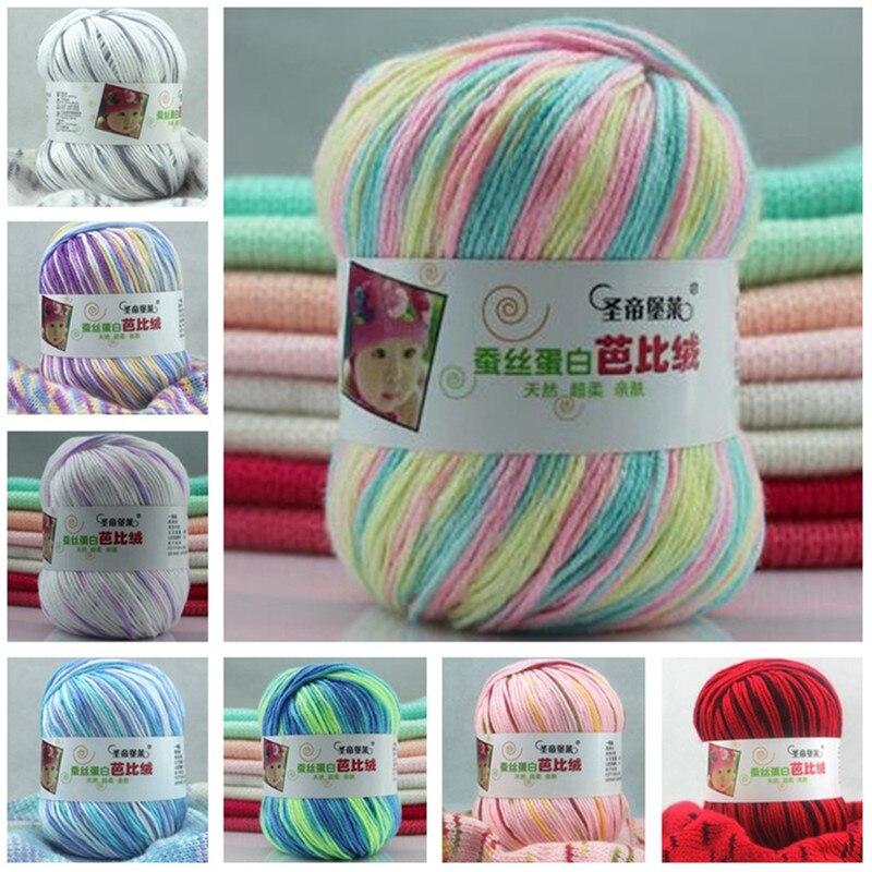 Art of knitting 10 x 25 gram balls of TURQUOISE double knit yarn crochet