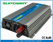 Wide volt 20-45V dc input Grid tie Inverter 1000w indoor design for small Solar Power system +Free Shipping(China)