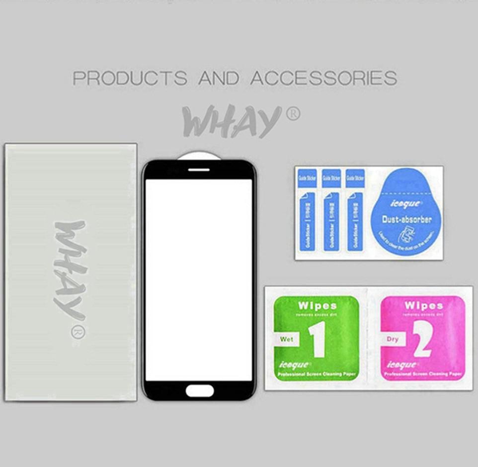 WhaY 5D Glass For Xiaomi Redmi 5 Plus Glass Screen Protector Full Cover Xiomi Xiami Redmi 5Plus Tempered Glasses Protective Film (13)