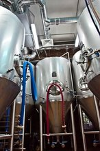 3HL Steam Heated Beer Microbrewing Equipment Stainless Steel 300L Brewery System Conical Fermenter