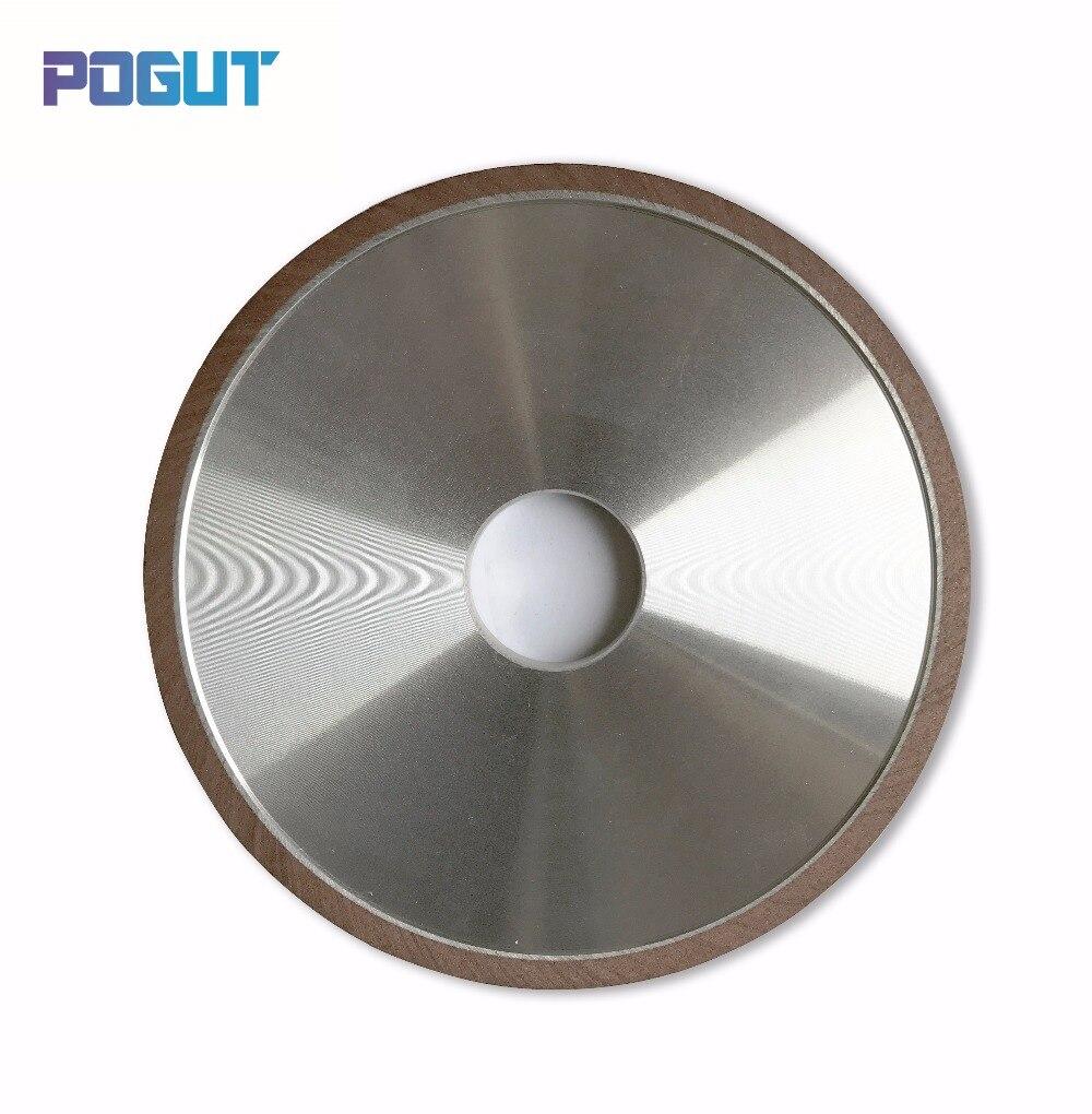 HIGH QUALITY 200*10*32*4mm Flat Diamond Abrasive Resin Wheel for Alloy Steel Ceramic Glass Jade CBN Grinding<br>