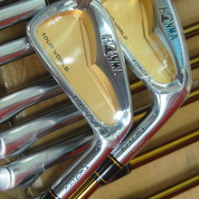 New Golf Clubs  HONMA TW717V Golf Irons set 3-10 Graphite Golf shaft and Golf headcover Free shipping