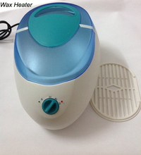 Wax Warmer 110V / 220-240V Epilator Painless Paraffin Wax Hand Care Beauty Machine Tools Two Tranches Thermostat Wax Heater(China)