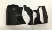 A Set of 3 Pieces Grip Rubber Cover Unit For Canon 60D DSLR Camera With 3M Glue (Free shipping with tracking number)(China)