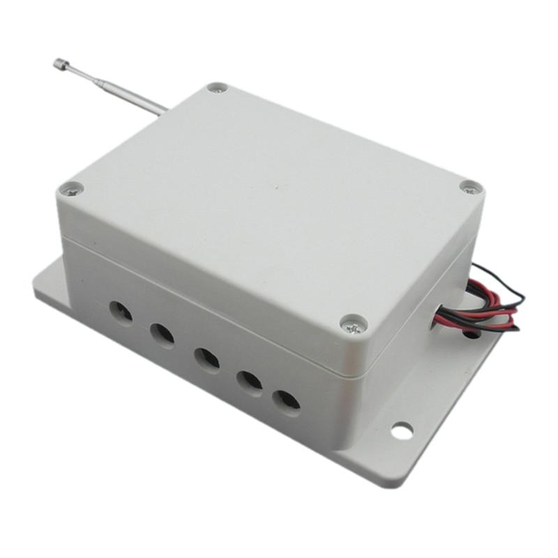 TD TAD-YK40A-2A-3000 220V Wireless RF Remote Control Relay Switch Transceiver+Receiver<br>