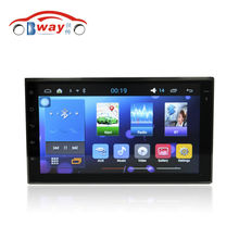 "Bway 7"" car radio for Universal Interchangeable android 5.1 car dvd player with Bluetooth,GPS Navi,SWC,wifi,Mirror link,DVR"