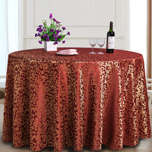 Polyester Round Tablecloth Rectangular Dining Table Cloth Hotel Wedding Table Cloth Machine Washable Square Fabric Cloth Table