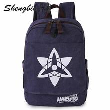 Japanese Anime Dota 2 Naruto Kaleidoscope Attack on Titan Cosplay Backpacks School bags Anime Shoulder Bags Military Package