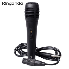 1.5m Audio Wire Mic Condenser Handheld Microphone Professional Dynamic Studio Louder Sound Recording Pull Rod Box Speaker(China)