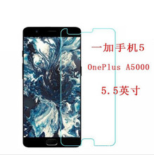 Oneplus 5 Tempered Glass 9H 2.5D Premium Screen Protector Glass For Oneplus5 One Plus Five 5 1+ 5 5.5 inch Phone Screen Film