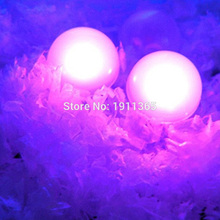 36pcs Battery Operated Mini Fairy Ball Pearl Colorful Floating LED Berries Light for Wedding Christmas Decoration Party Supplies
