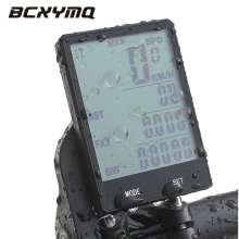 BCXYMQ 2.8INCH Large Screen Bicycle Computer Extended Bike Computer Rainproof Speedometer Odometer Cycling Measurable Stopwatch(China)