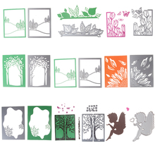 29 patterns New Design Customized Dies Cut decoration gifts Practice Hands-on DIY Scrapbooking Album DIY Scrapbooking die