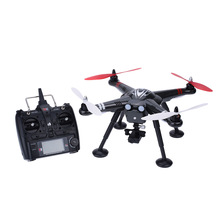 profesional rc drone X380 long range fpv Drone GPS 2.4G RC Quadcopter RTF headless mode Brushless Motor remote control rc drone(China)